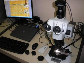 Optical Stereomicroscope Olympus SZX16