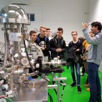Students of the High-school from Pazin visit the CMNST of the University of Rijeka