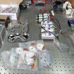 Dostavljene prve komponente za rehabilitacijski uređaj