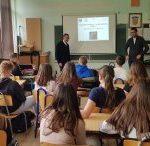 Održano predavanje u OŠ Ivana Gorana Kovačića u Vrbovskom